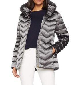 comprar chaqueta geox mujer gris precio barato online