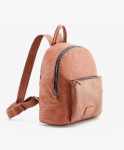 comprar mochila abbacino marron precio barato online