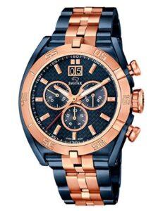comorar reloj jaguar hombre dorado precio barato online
