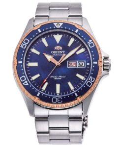 comprar reloj orient hombre azul precio barato online
