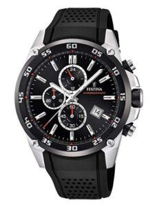 comprar reloj festina hombre negro precio barato online