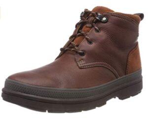 comprar botas clarks hombre marrones precio barato chollo