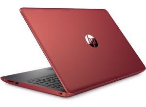 comprar portatil hp rojo precio barato online