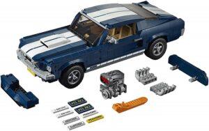 comprar ford mustang lego precio barato online