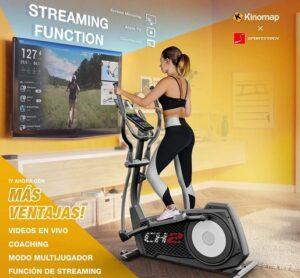 comprar bicicleta eliptica sportstech cx2 precio barato online