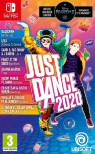 comprar just dance 2020 nintendo precio barato online chollo