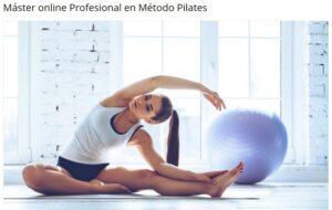 comprar master online pilates a distancia barato chollo