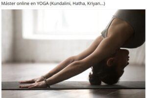 comprar master online yoga precio barato