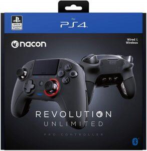 comprar nacon controlador ps4 precio barato online chollo