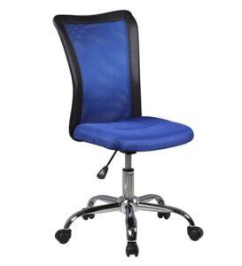 comprar silla de escritorio para niños azul precio barato online
