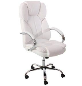 comprar sillon de oficina kansas blanco barato online chollo