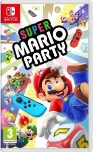 comprar super mario party switch precio barato online chollo