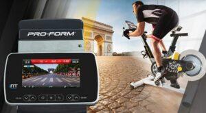 comprar bicicleta estatica proform tour francia precio barato