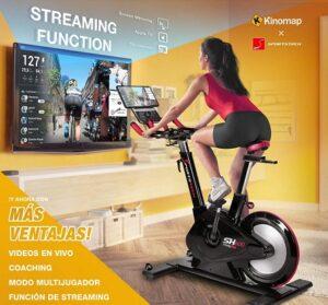 comprar bicicleta estatica sportstech sx 600 precio barato
