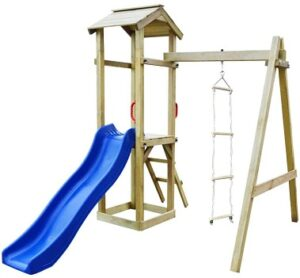 comprar parque infantil con tobogan precio barato