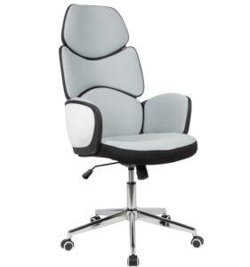 comprar silla de oficina dolmen gris precio barato online