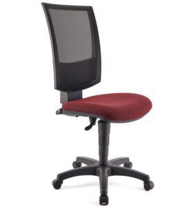 comprar silla de oficina pandpra sin brazos precio barato online