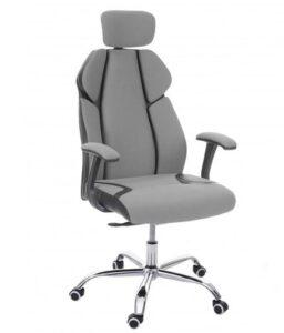 comprar silla de oficina tuxon gris precio barato online chollo