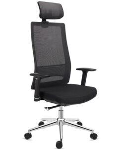 comprar sillas de oficina respaldo alto precio barato online chollo