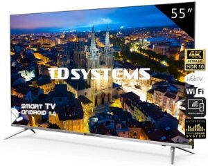 comprar td systems smart tv 55 precio barato online