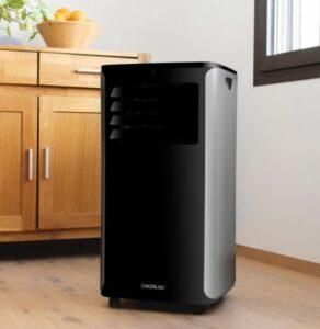 comprar aire acondicionado bajo consumo portatil precio barato chollo