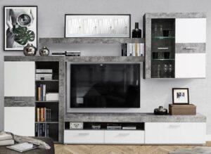 comprar mueble salon akron precio barato online chollo