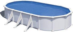 comprar piscina elevada ovalada precio barato online chollo