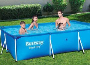 comprar piscina infantil bestway deluxe precio barato online