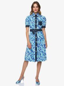 comprar vestido camisero evase benetton precio barato online