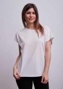 comprar camiseta sepiia mujer blanca precio barato online