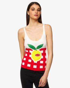 comprara camiseta tirantes mujer benetton precio barato online