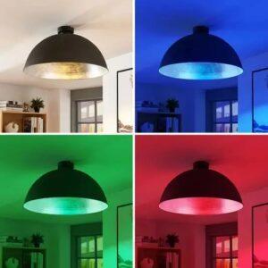 comprar lampara-led-de-techo-bowl-wifi precio barato online chollo