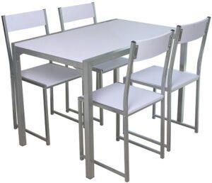 comprar mesa sillas cocina ashley precio barato online chollo