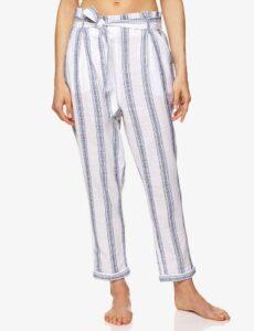 comprar pantalon benetton rayas precio barato online