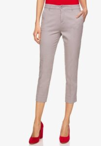 comprar pantalones chinos elasticos benetton precio barato online