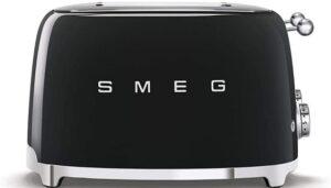 comprar tostador smeg negro precio barato online
