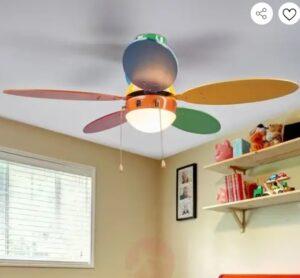 comprar ventilador de techo corinna precio bartao online
