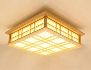 comprar lampara japonesa techo precio barato online