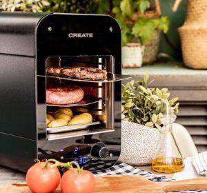 comprar barbacoa-grill-electrica ikohs precio barato online
