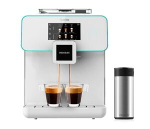 comprar mejor cafetera superautomatica gama alta barata