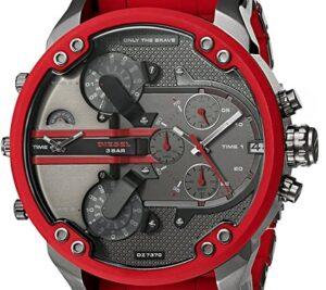 comprar reloj analogico diesel hombre precio barato online