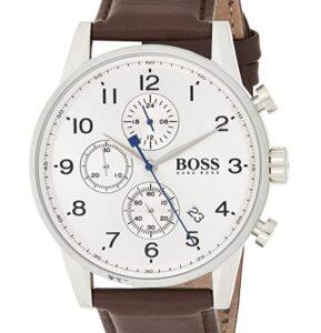 comprar reloj hugo boss navigator blanco precio barato online