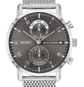 comprar reloj tommy hilfiger hombre acero precio barato online