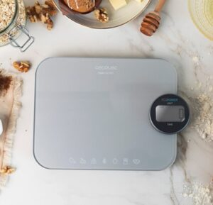 comprar bascula de cocina sin pilas precio barato online