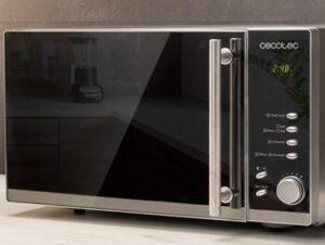 comprar microondas convection 2500 cecotec precio barato online