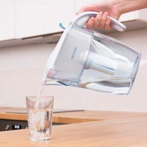 comprar jarra purificadora de agua cecotec precio barato online