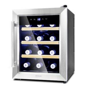 comprar vinoteca cecotec 12 botellas precio barato online