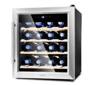 comprar vinoteca cecotec 16 botellas precio barato online