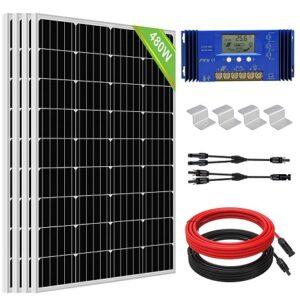 comprar mejor panel solar calidad precio barato
